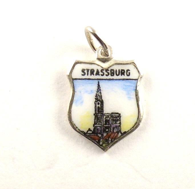 Wappen Anh 228 Nger Stra 223 Burg Strasbourg France
